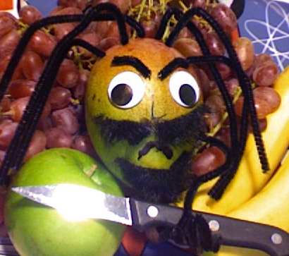 Beware the Hairy Mango